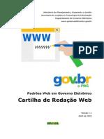 Governo Federal - Cartilha de Redação Web.pdf