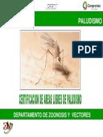 06 Generalidades Del Paludismo
