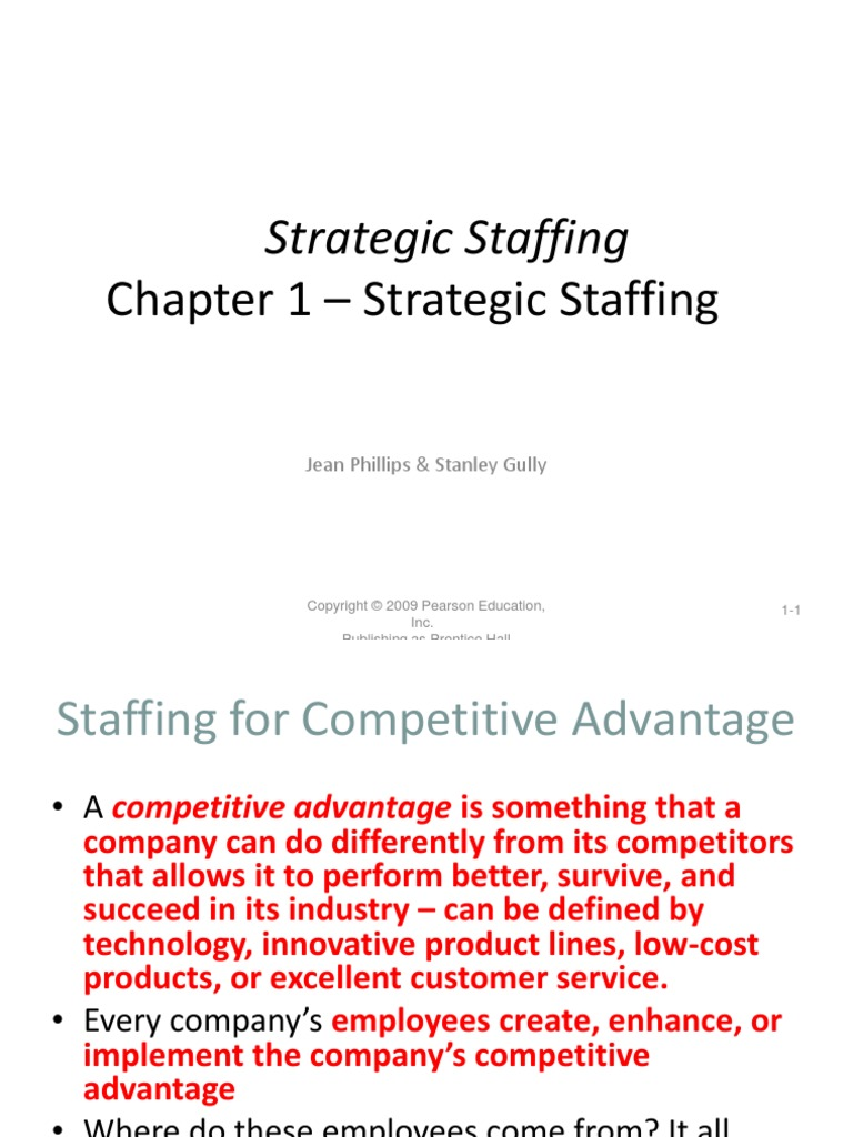 man 4320 strategic staffing spring 2011 ch 1 final recruitment employee retention - Staffing Flowchart