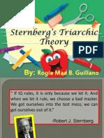 Sternberg theory