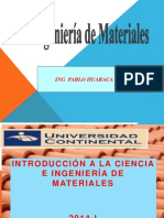 Clase 1 Materiales