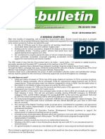 E-Bulletin 28 Nov 2011(1)