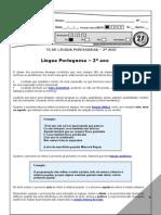 TC DE LÍNGUA PORTUGUESAPRONOME2