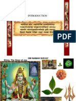 Introduction to Lord Shiva and his worship