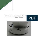 Roomba Sonar