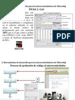 Programación del PIC