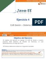 Curso Java EE - Ejercicio 4