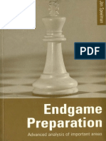 Speelman, Jonathan - Endgame Preparation