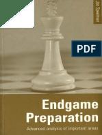 Speelman, Jonathan - Endgame Preparation