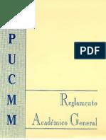 Reglamento Academico General (1)