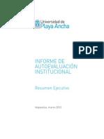 2012 0315 Inf Autoev Inst Resumen