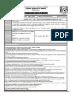 Plan y Programa de Evaluacion 5 HIST MEX