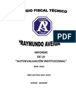 Informe Global Autoevaluacion2 3