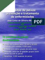 (Parasitología) Parasitas de peixes, prevencao e tratamento Malta