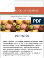 FABRICACIÓN DE HELADOS