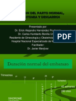 Atencion Del Parto Normal 2013