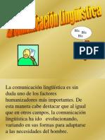 Comunicacion Lingüística
