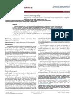 Erythropoietin and Diabetic Retinopathy