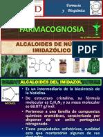 Alcaloides Derivados Del Imidazol