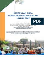 Kumpulan Soal Pend Agama Islam