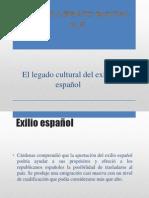 exilio español