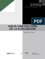 Hacia Una Cultura Evaluacion Argentina