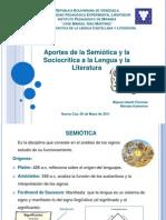 Semiótica y Semiocrítica (Flori y katy)