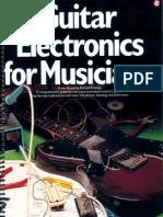 Craig Anderton - Guitar Electronics for Musicians