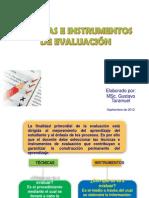 Tecnicas Instrumentos Gt