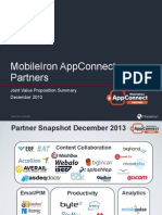 AppConnect Partners- Overview Dec 2013
