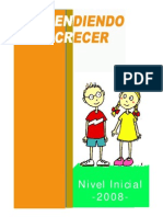Aprendiendo a Crecer Nivelinicial