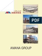 Amana Buildings and Steel Contracting