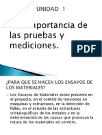 1.2 Importancia de Las Pruebas y Mediciones.