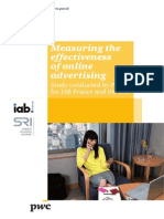 IAB SRI Online Advertising Effectiveness v3