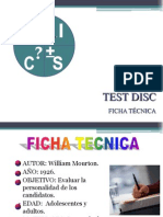 Test DISC ficha técnica.ppt