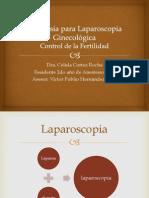 Anestesia Para Laparoscopia Ginecologica