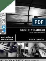 1. Existir y Habitar Ppt 2013