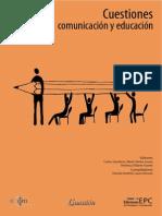 Cuestiones sobre comunicación y educación-Universidad Nacional de la Plata