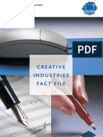 Creative Industries Fact File 2002