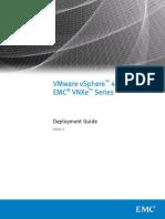 VMware vSphere on EMC VNXe Deployment Guide
