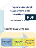 P6 K3 Workplace Accident Assessment Investigation