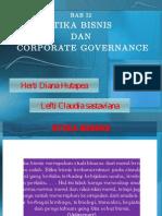 PPT. Etika Bisnis Dan CG
