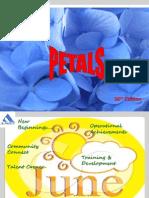 Petals - Edition 38