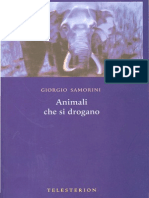 [eBook-ITA] - Animali Che Si Drogano