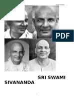 Swami Sivananda Senda Divina Completa I y II