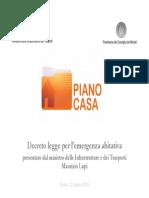 Piano Casa 2014 Decreto Legge 28 marzo 2014 n°47