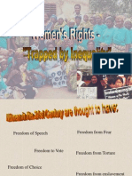 Women's Rights Presentation (1)