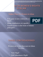 Discussion on Women's Rights in Islam