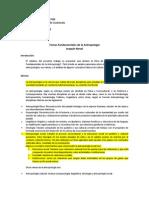 Antro - Reseña Joaquín Noval
