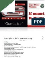 De Gunfactor! Jona 3&4 – JDF - NGK De Ontmoeting
